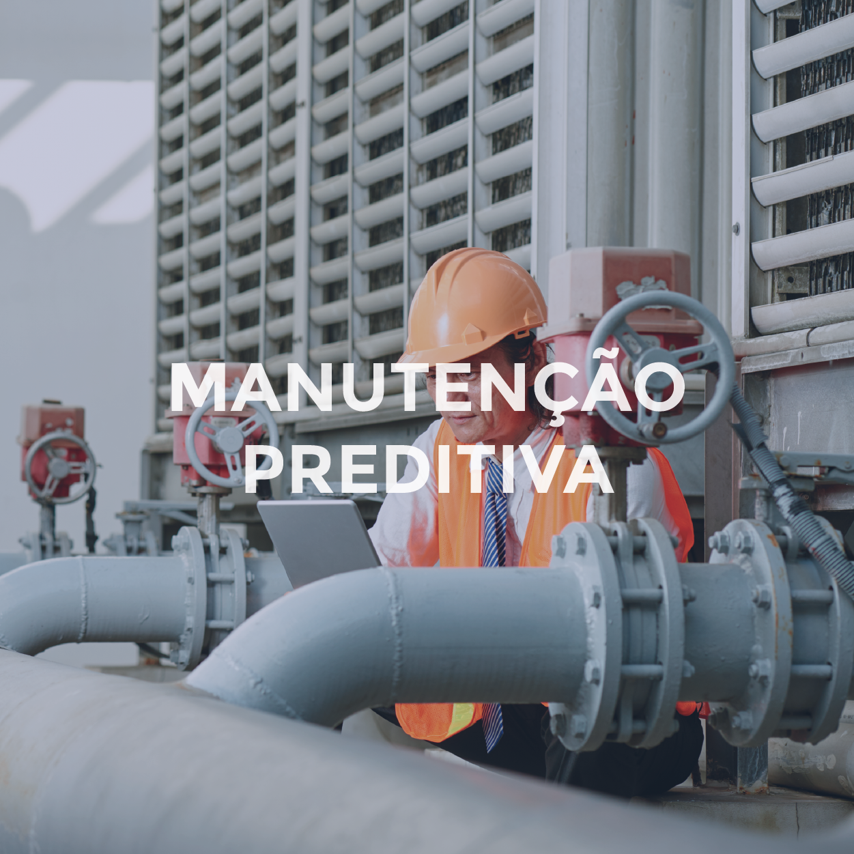 manutenção preditiva de equipamentos hidráulicos